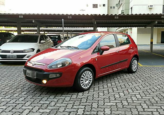 Punto Attractive Itália 1.4 Fire Flex 8V 13/13 (Emplacado 2020) - Foto 3