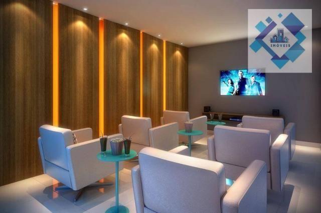 Apartamento com 3 dormitórios à venda, 68 m² - Benfica - Fortaleza/CE - Foto 5