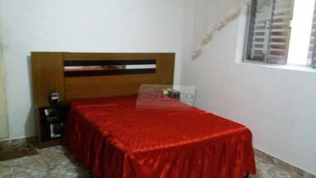 Sobrado com 4 dormitórios à venda, 112 m² por R$ 300.000,00 - Parque Piratininga - Itaquaq - Foto 8