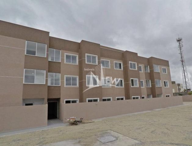 Apartamento térreo com GARDEN, 02 quartos no Parque da Fonte, São José dos Pinhais - Foto 4