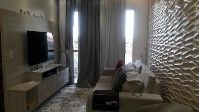 Apartamento 61m² com 3 quartos e 2 vagas Cajazeiras - Foto 9