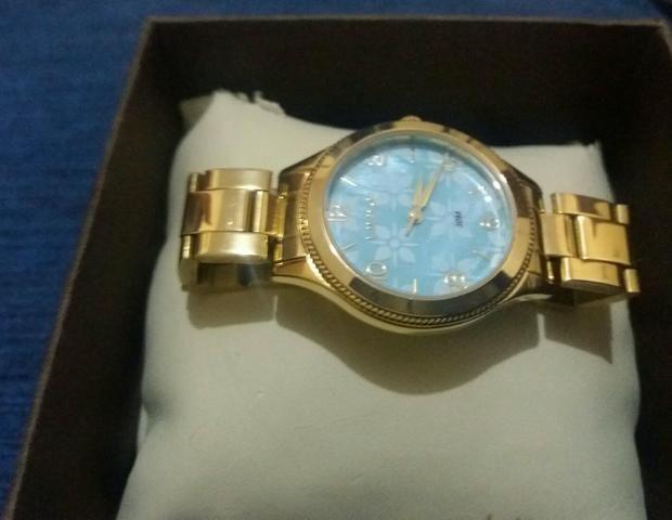 2bb38a64910 Relógio feminino LINCE 50 reais - Bijouterias