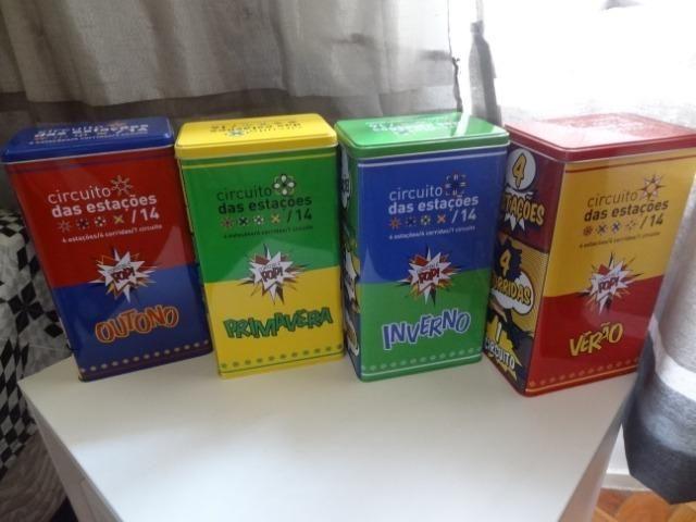 Conjunto de latas   porta coisas - Utilidades domésticas - Botafogo ... 074338436d0fe