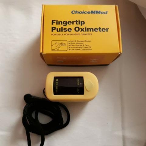 Oxímetro de Dedo MD 300C1 - ChoiceMmed. - Foto 2
