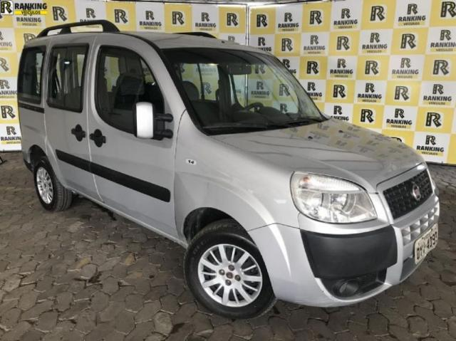 Fiat Doblo Attractive 1.4 8V Flex 4P