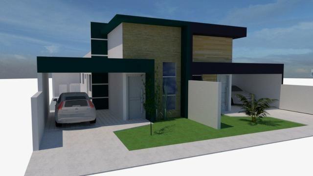 Casa em Terra Roxa, 2 quartos - Foto 4