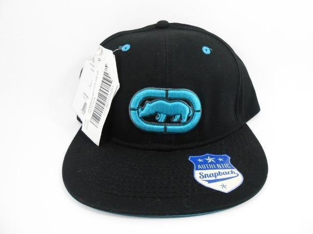 Boné Ecko Unltd. Snapback - Black Blue - Bijouterias 7ce90dbcecd