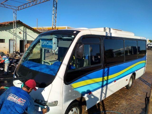 Micro Ônibus Marcopolo pra vender logo - Foto 6