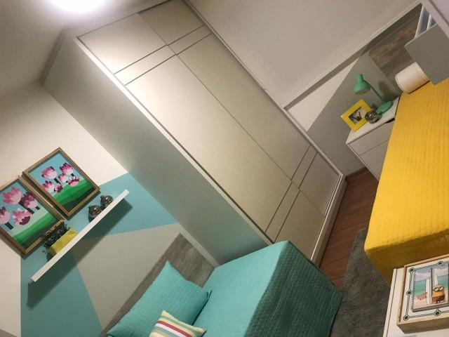 WC - Lançamento da Morar Construtora Apartamento Cond. Fechado com elevador - ES - Foto 12