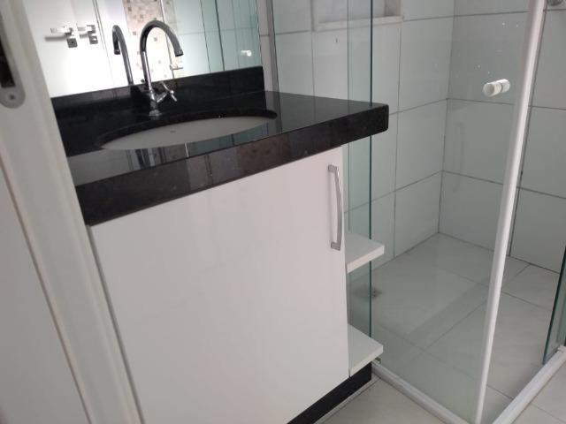 Vendo lindo duplex mobiliado em condomínio fechado em nova parnamirim - Foto 19