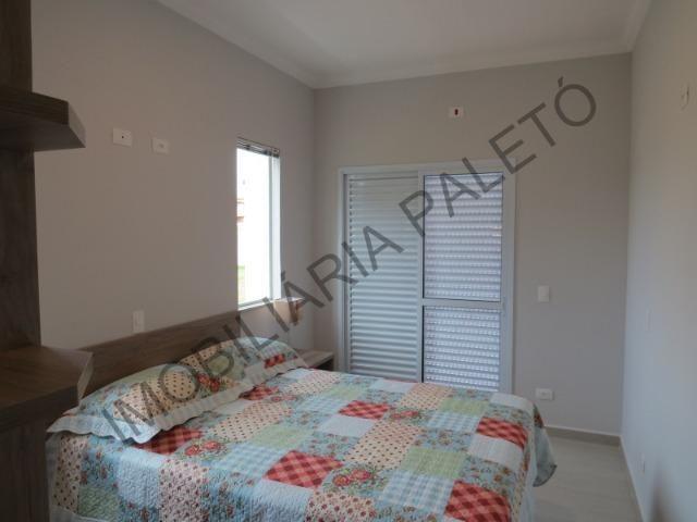 REF 2567 Sobrado 3 dormitórios, frente a área verde do condomínio, Imobiliária Paletó - Foto 9