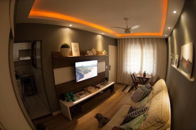 Vila da Penha Junto Shopping3000 Casa Duplex SemiLuxo Varanda 2Qts 2Banheiros 1vaga - Foto 6