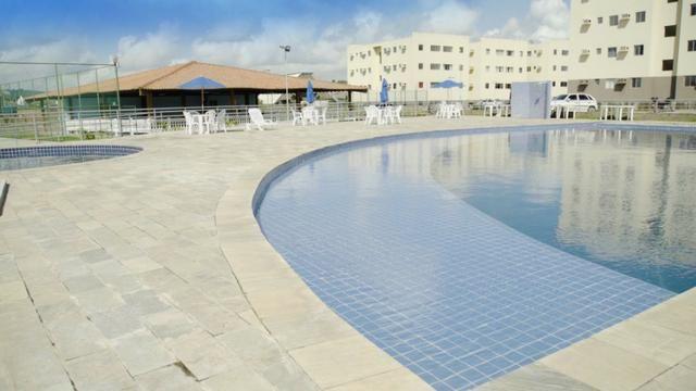 Apartamento com 02 quartos em Vitória de Santo Antão, parcelas em até 60 vezes! - REF. 260 - Foto 3