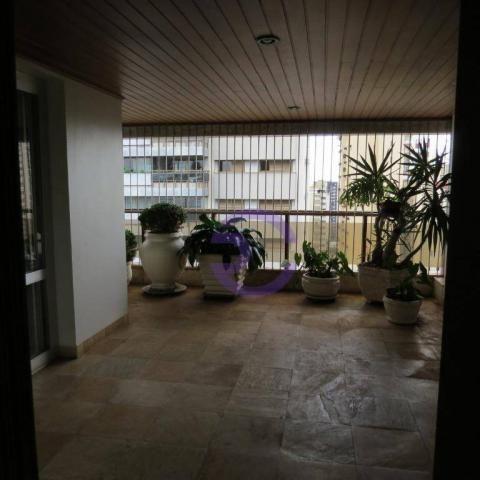 Apartamento com 4 dormitórios para alugar, 269 m² por R$ 2.500,00/mês - Centro - Londrina/ - Foto 4