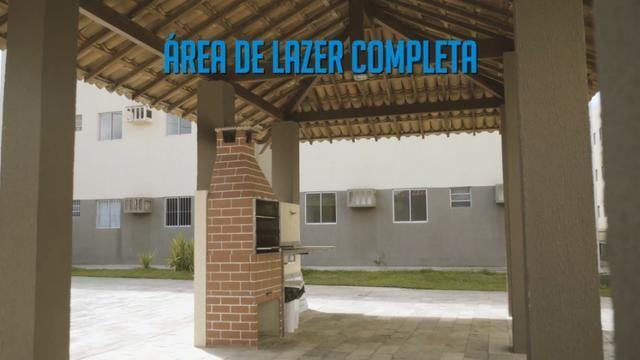 Apartamento com 02 quartos em Vitória de Santo Antão, parcelas em até 60 vezes! - REF. 260 - Foto 5