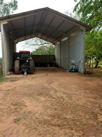 Fazenda de 216 alqueires 1.045,44 hectares- Miracema do Tocantins-TO - Foto 5