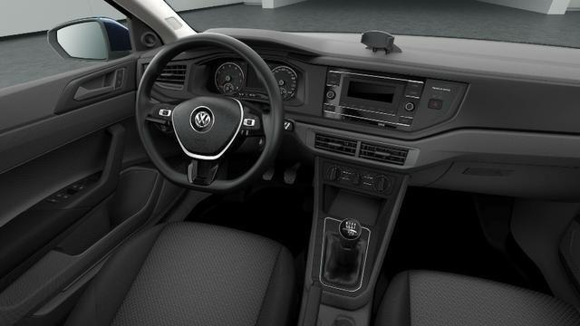 Barigui - Volkswagen Virtus 1.6 MSI para Taxista isenção IPI+ICMS - Foto 7