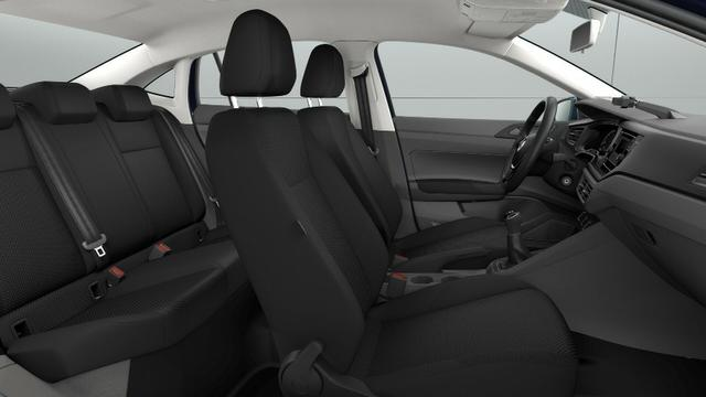 Barigui - Volkswagen Virtus 1.6 MSI para Taxista isenção IPI+ICMS - Foto 6