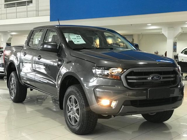 Ford Ranger XLS 2.2 4X4 AT6 (ZeroKm) 2021