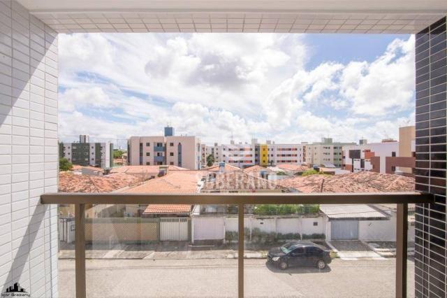 Apartamento com 2 dormitórios à venda, 54 m² por R$ 179.990 - Jardim Cidade Universitária  - Foto 3