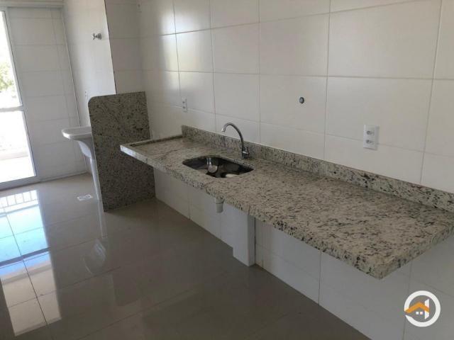 Apartamento à venda com 3 dormitórios em Parque amazônia, Goiânia cod:4142 - Foto 15