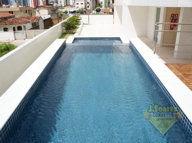 Apartamento 3 Quartos para Venda em João Pessoa, Aeroclube, 3 dormitórios, 1 suíte, 3 banh - Foto 2