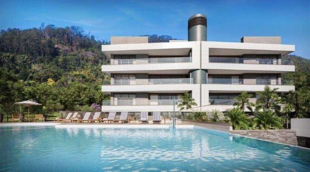 Miragio Cacupé - Apartamento de 3 suítes bem localizado em Florianópolis, SC