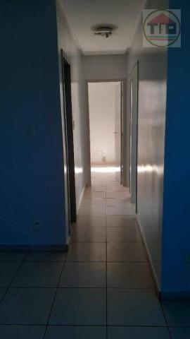 Apartamento com 3 dormitórios à venda, 60 m² por R$ 160.000 - total vile- Nova Marabá - Ma - Foto 9