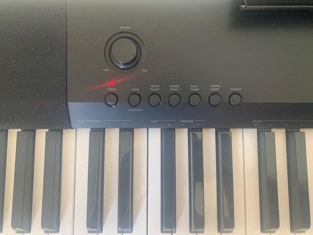 Piano eletrônico CASIO - CDP-120 - Foto 3