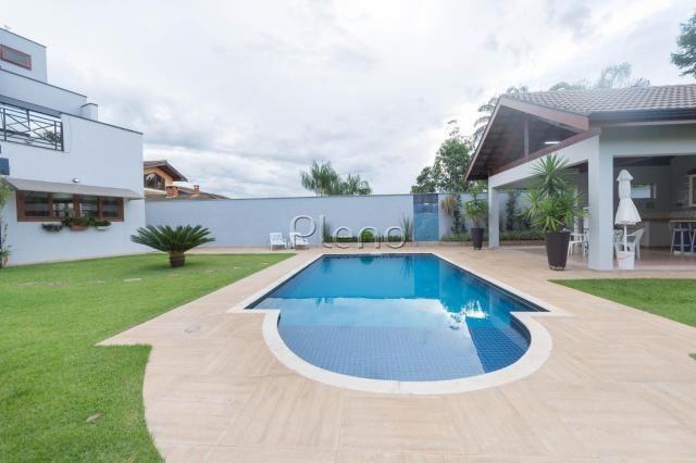 Casa à venda com 4 dormitórios em Dois córregos, Valinhos cod:CA020578 - Foto 20
