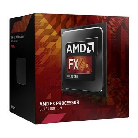 Processador Amd Fx-8370E / Octa Core