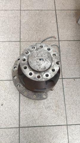 Motor Tração Hidráulico Rexroth Mcr5f Máquina Empilhadeira Escavadeira - Foto 4