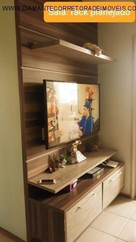 Apartamento à venda com 3 dormitórios em Colina de laranjeiras, Serra cod:AP00197 - Foto 15
