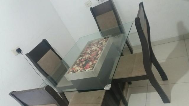 Mesa de vidro - Foto 2