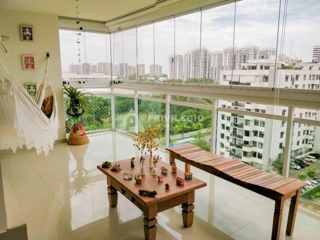 Apartamento à venda, 3 quartos, 2 vagas, Camorim - RIO DE JANEIRO/RJ - Foto 8
