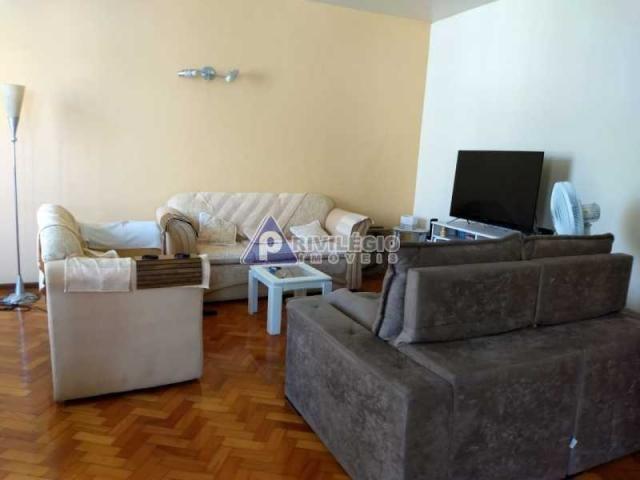Apartamento à venda, 4 quartos, 2 vagas, Laranjeiras - RIO DE JANEIRO/RJ - Foto 5