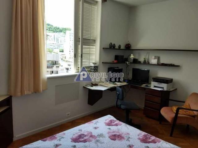 Apartamento à venda, 4 quartos, 2 vagas, Laranjeiras - RIO DE JANEIRO/RJ - Foto 14
