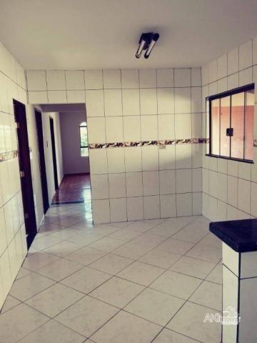 8046   Casa à venda com 3 quartos em Conjunto Flamingos III, Arapongas
