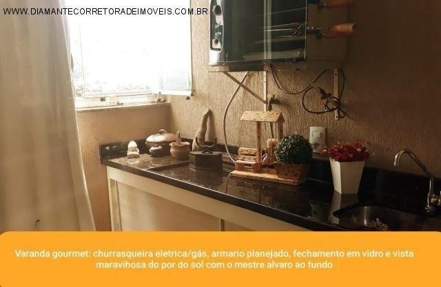Apartamento à venda com 3 dormitórios em Colina de laranjeiras, Serra cod:AP00197 - Foto 16