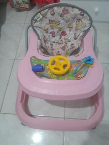 2 andador e 1 brinquedo - Foto 4