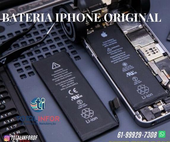 Cabo Usb iPhone X, 5, 6, 7 ou 8 OEM com 120 dias de Garantia - Foto 6