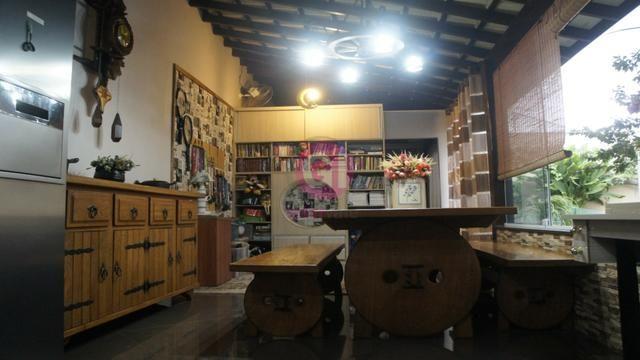 Venda/ casa condominio home clube - vila branca - jacarei-3 dormitorios suite - Foto 17