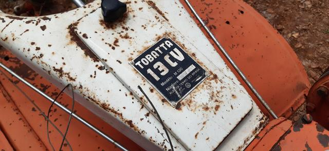 Micro Trator Tobatta - Foto 6