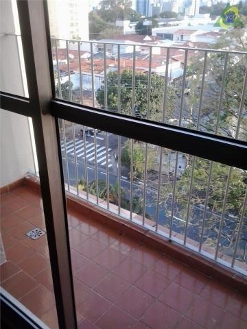 Apartamento residencial para locação, Vila Nova, Campinas. - Foto 2