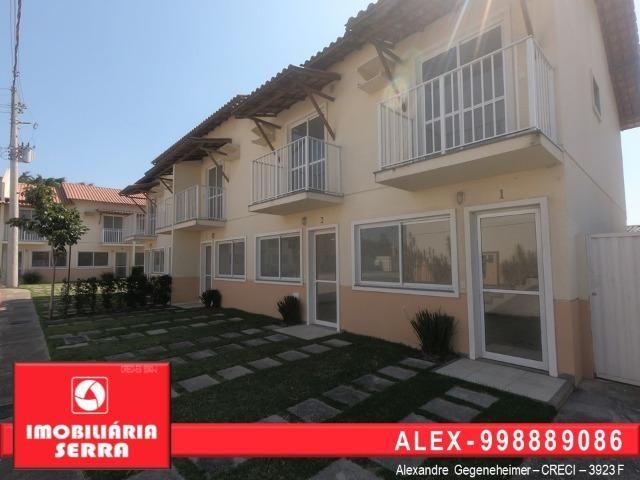 ALX - 106 Casa com Piscina - Troque seu Aluguel por uma casa de 2 Quartos novinha - Foto 12