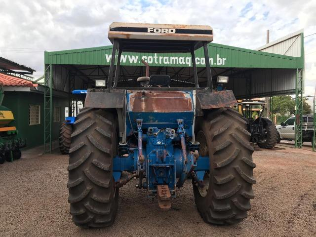 New Holland 8430 4x4 ano 93 - Foto 6