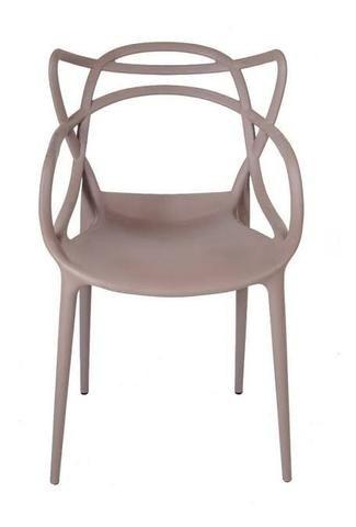 2 Cadeiras cor Fendi tendência 2020 nova - Foto 2