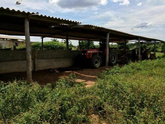 Fazenda rural à venda, Residencial Náutico, Três Marias. - Foto 16