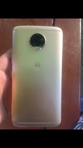 Moto G5S Plus 32GB Ouro Rosê - Foto 2