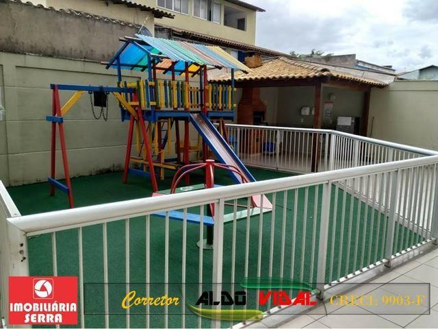 ARV 103. Apartamentos 2 Quartos Com Lazer Completo. Prq. Res. Laranjeiras, Serra-E.S - Foto 18